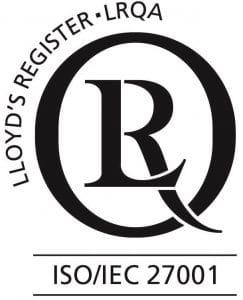 ISO270001 logo